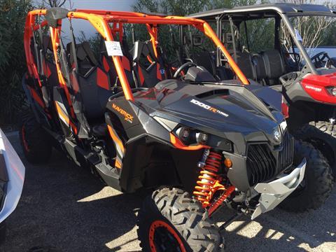 2017 Can-Am Maverick MAX X rs Turbo in Moorpark, California