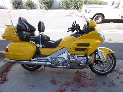 2010 Honda Gold Wing® Audio Comfort Navi XM ABS in Moorpark, California