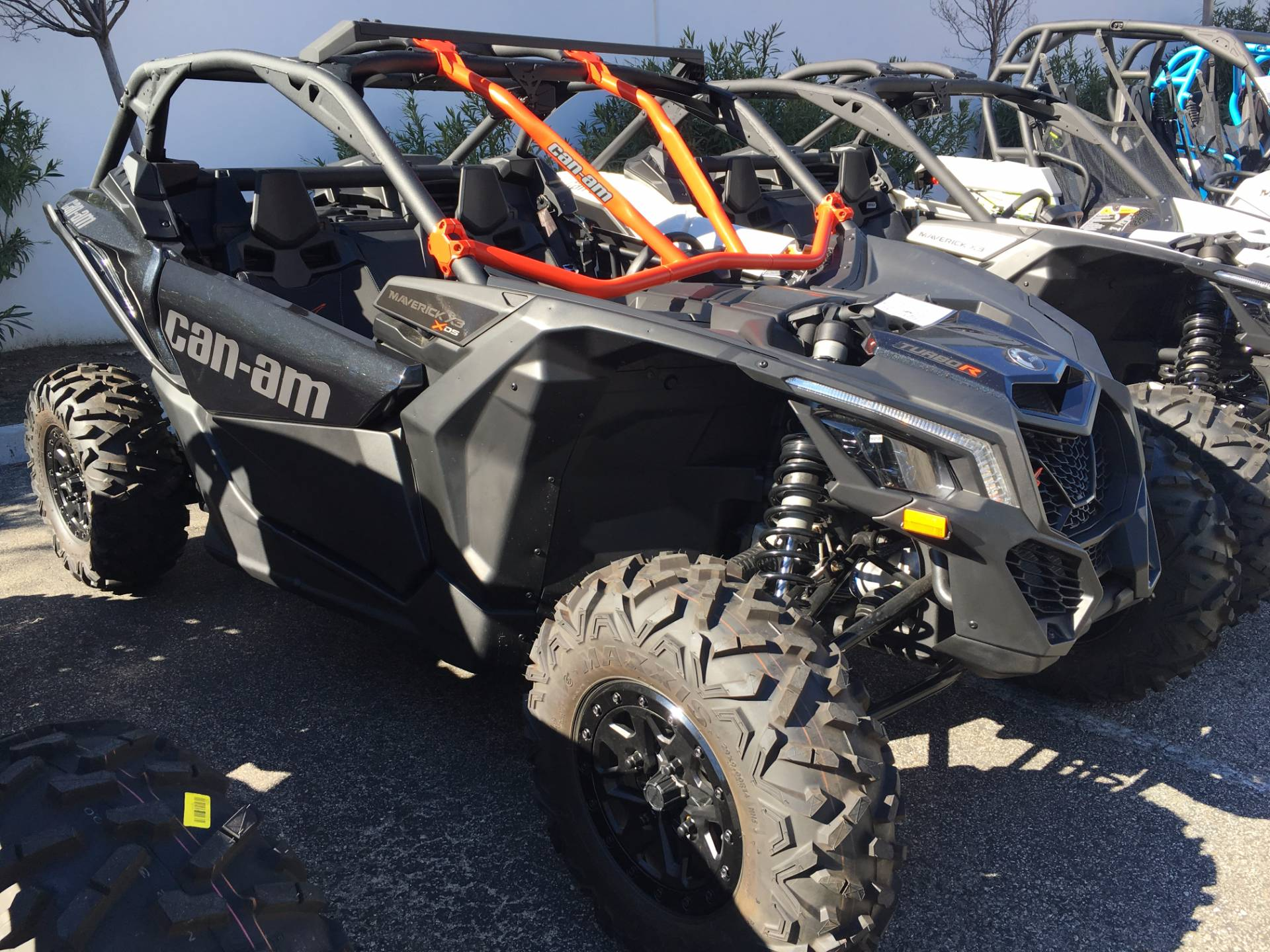 2017 Can-Am Maverick X3 X ds Turbo R in Moorpark, California