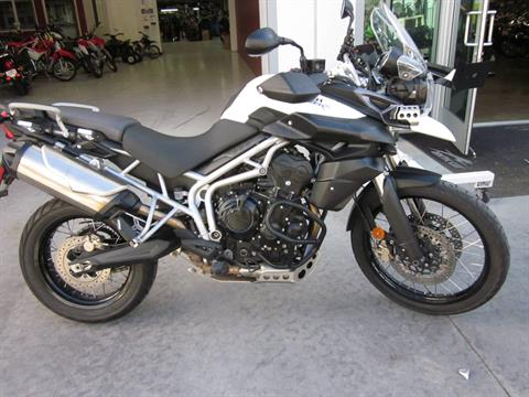 2011 Triumph Tiger 800 in Moorpark, California