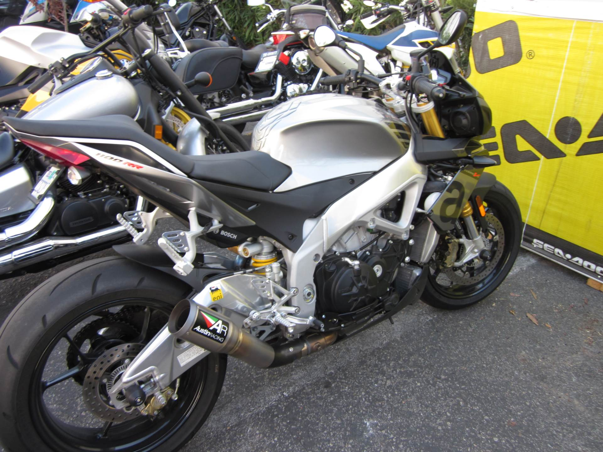 2016 Aprilia Tuono V4 1100 RR ABS in Moorpark, California