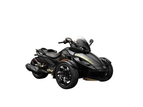 2016 Can-Am Spyder RS-S SE5 in Moorpark, California
