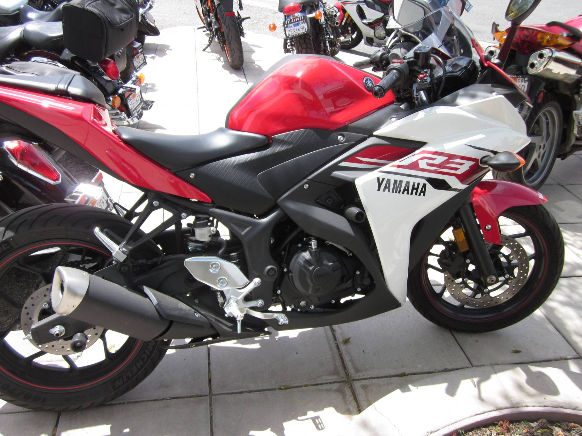 2015 Yamaha YZF-R3 for sale 198216