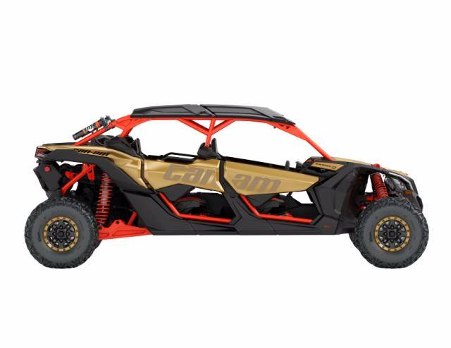 2017 Can-Am Maverick X3 Max X rs Turbo R in Moorpark, California