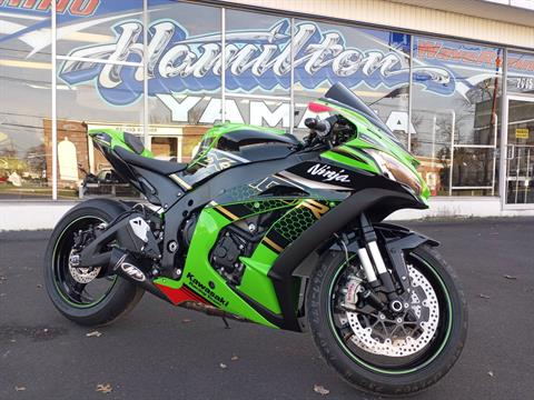 2020 Kawasaki Ninja ZX-10R KRT Edition in Hamilton, New Jersey - Photo 1