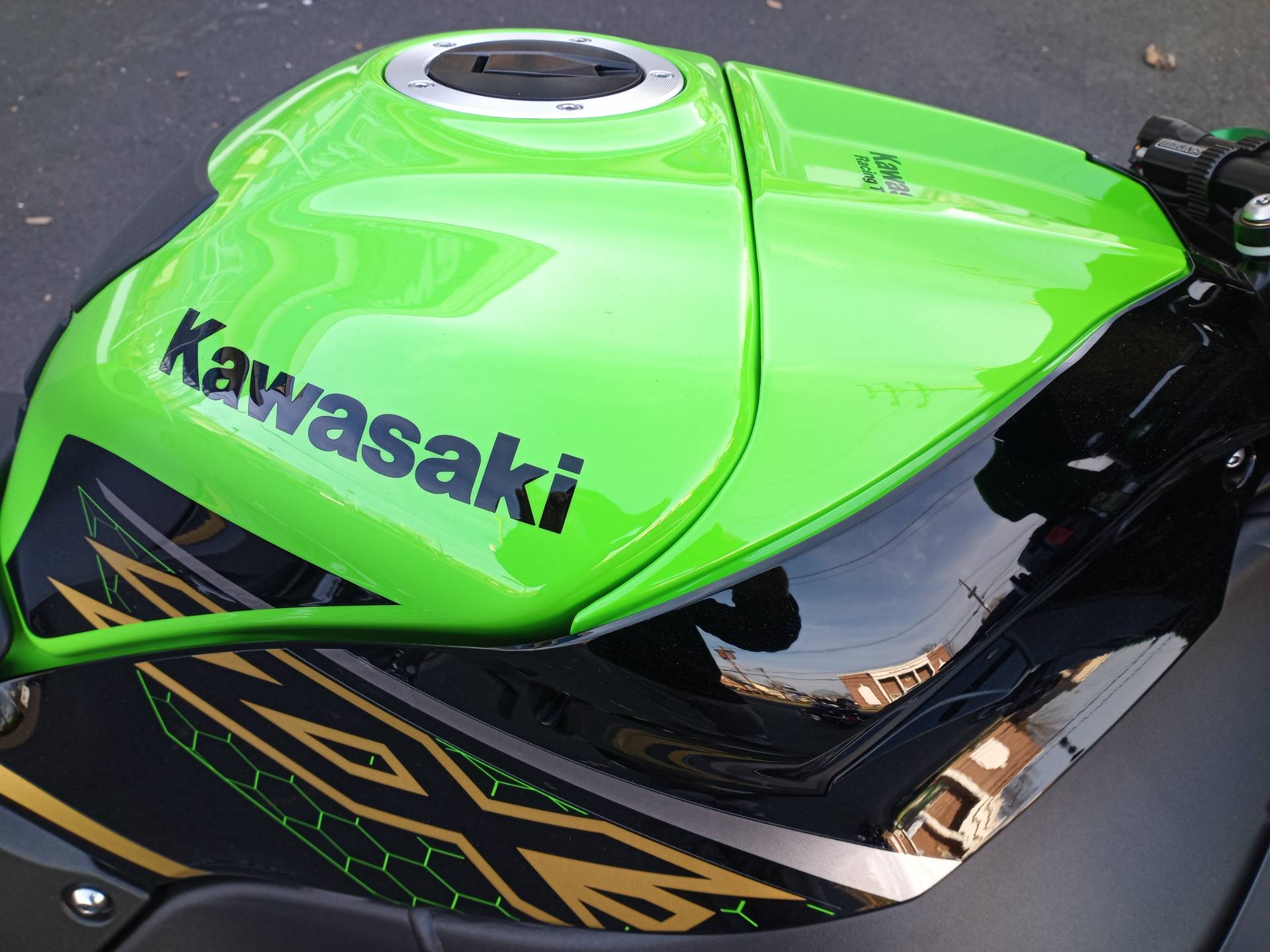 2020 Kawasaki Ninja ZX-10R KRT Edition in Hamilton, New Jersey - Photo 4