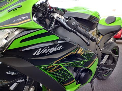 2020 Kawasaki Ninja ZX-10R KRT Edition in Hamilton, New Jersey - Photo 5