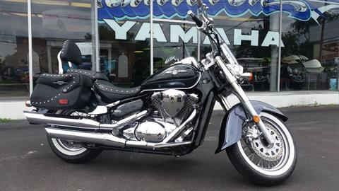2011 Suzuki Boulevard C50T in Hamilton, New Jersey - Photo 1