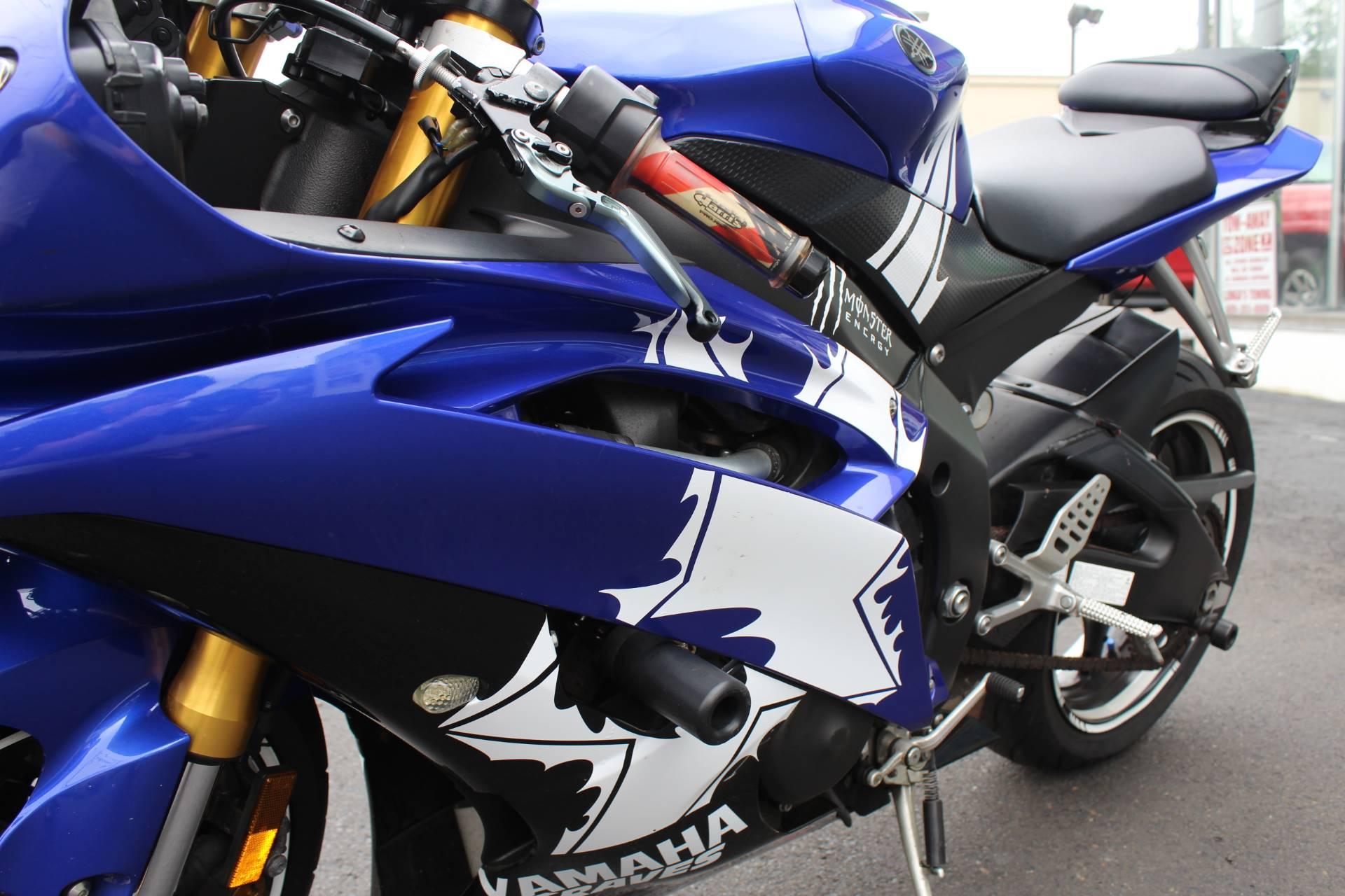 2009 Yamaha YZFR6 9
