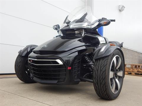 2015 Can-Am Spyder® F3 SE6 in Concord, New Hampshire