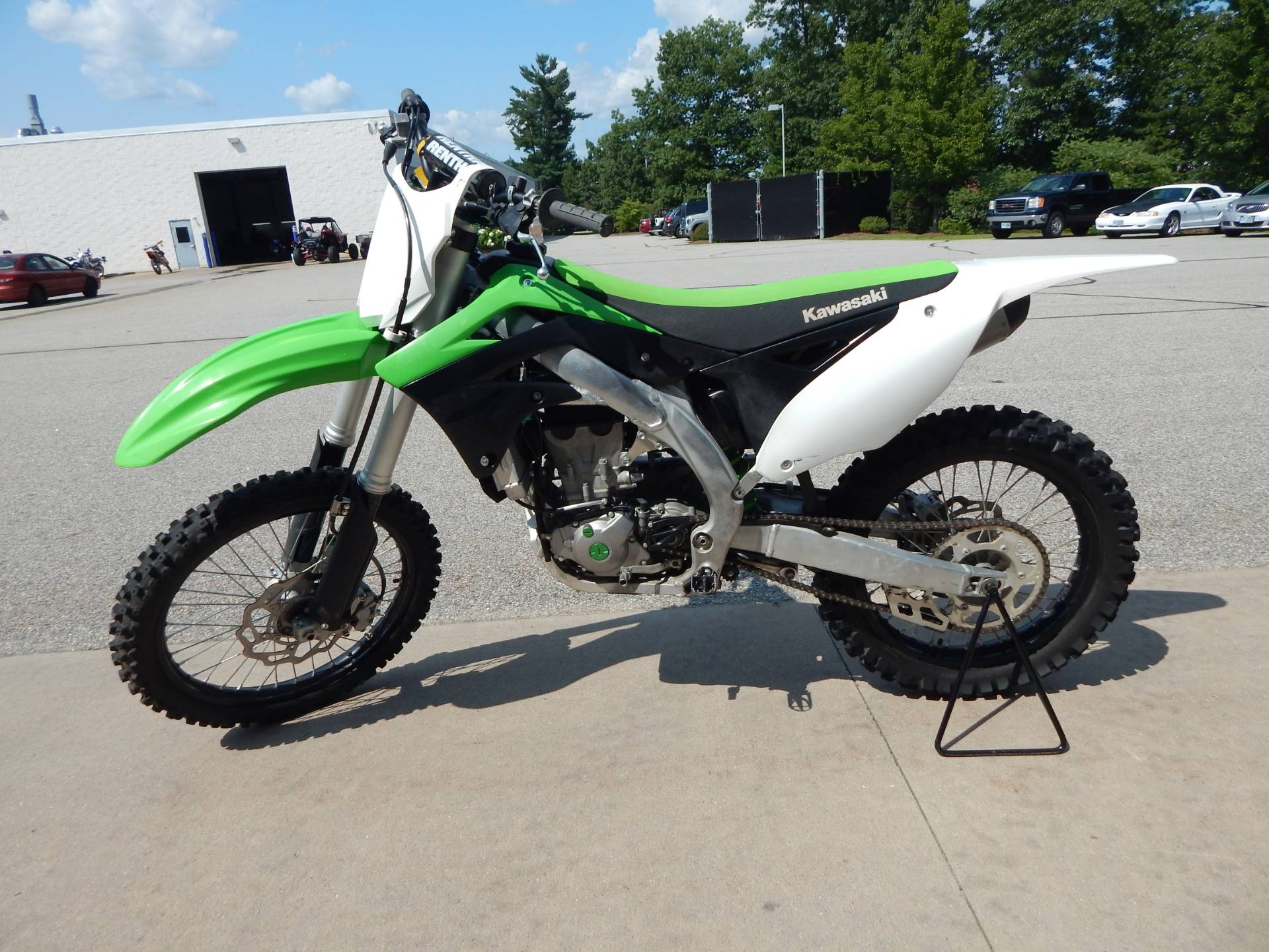 2015 Kawasaki KX™450F in Concord, New Hampshire - Photo 2