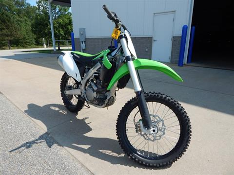 2015 Kawasaki KX™450F in Concord, New Hampshire - Photo 6