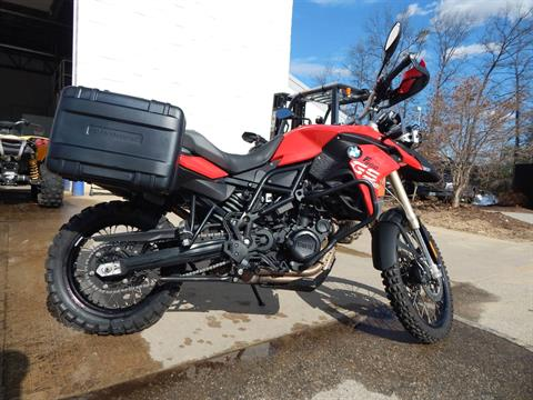 2015 BMW F 800 GS in Concord, New Hampshire