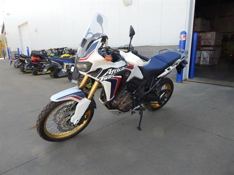 2017 Honda Africa Twin in Concord, New Hampshire