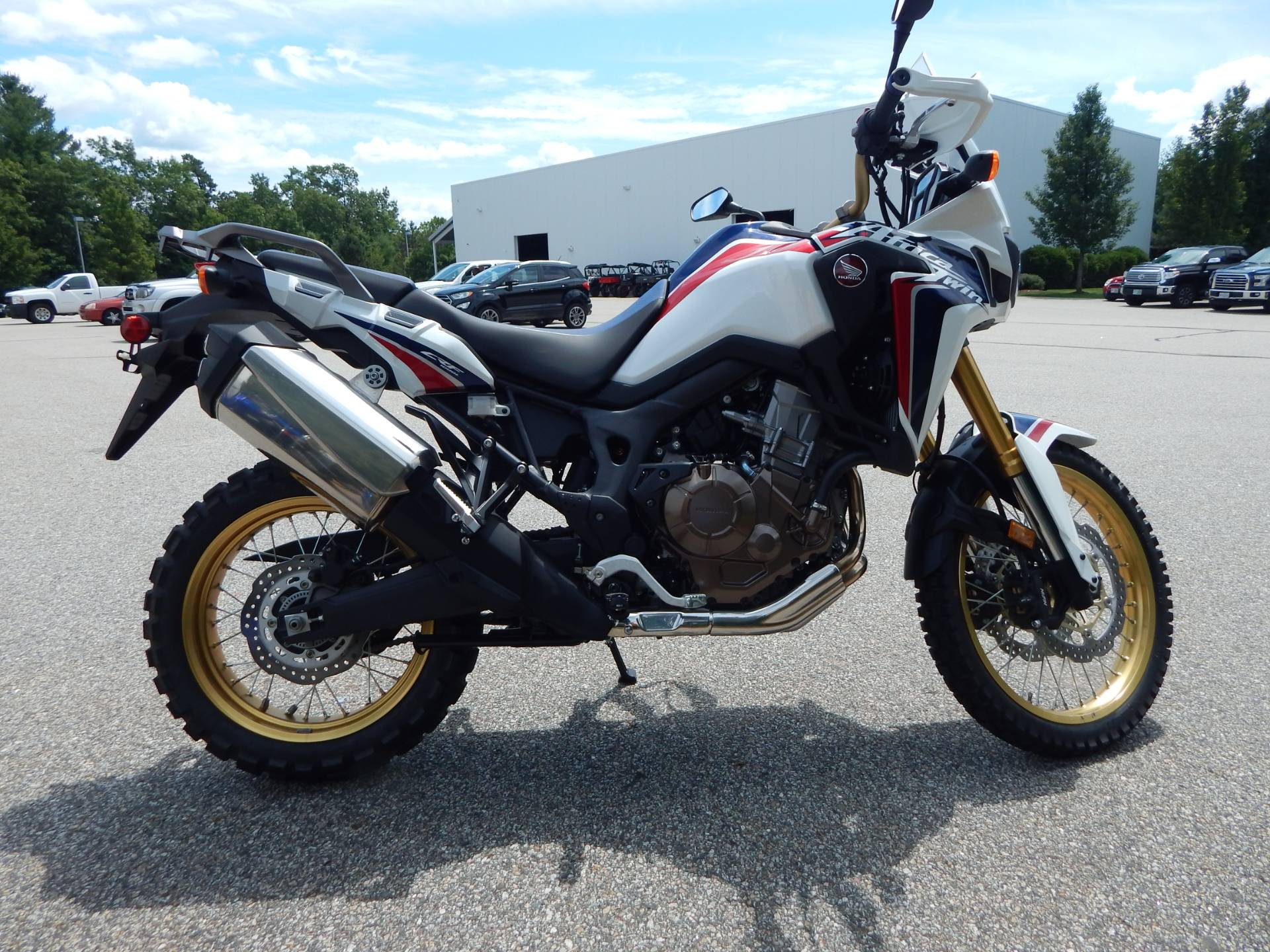 2017 Honda Africa Twin in Concord, New Hampshire - Photo 5