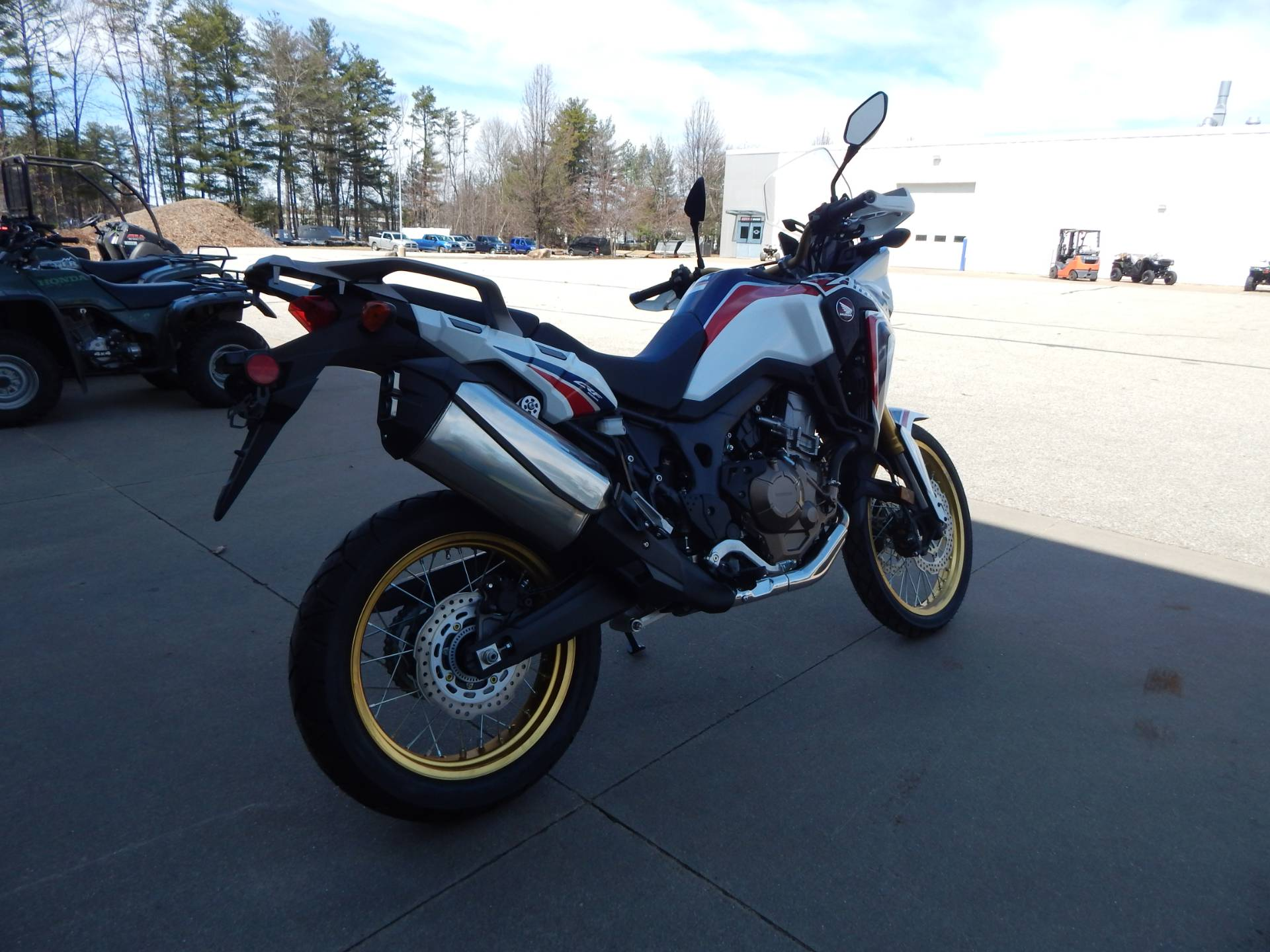 2017 Honda Africa Twin in Concord, New Hampshire - Photo 3
