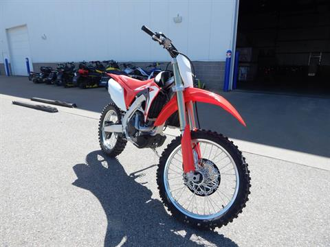 2017 Honda CRF450RX in Concord, New Hampshire