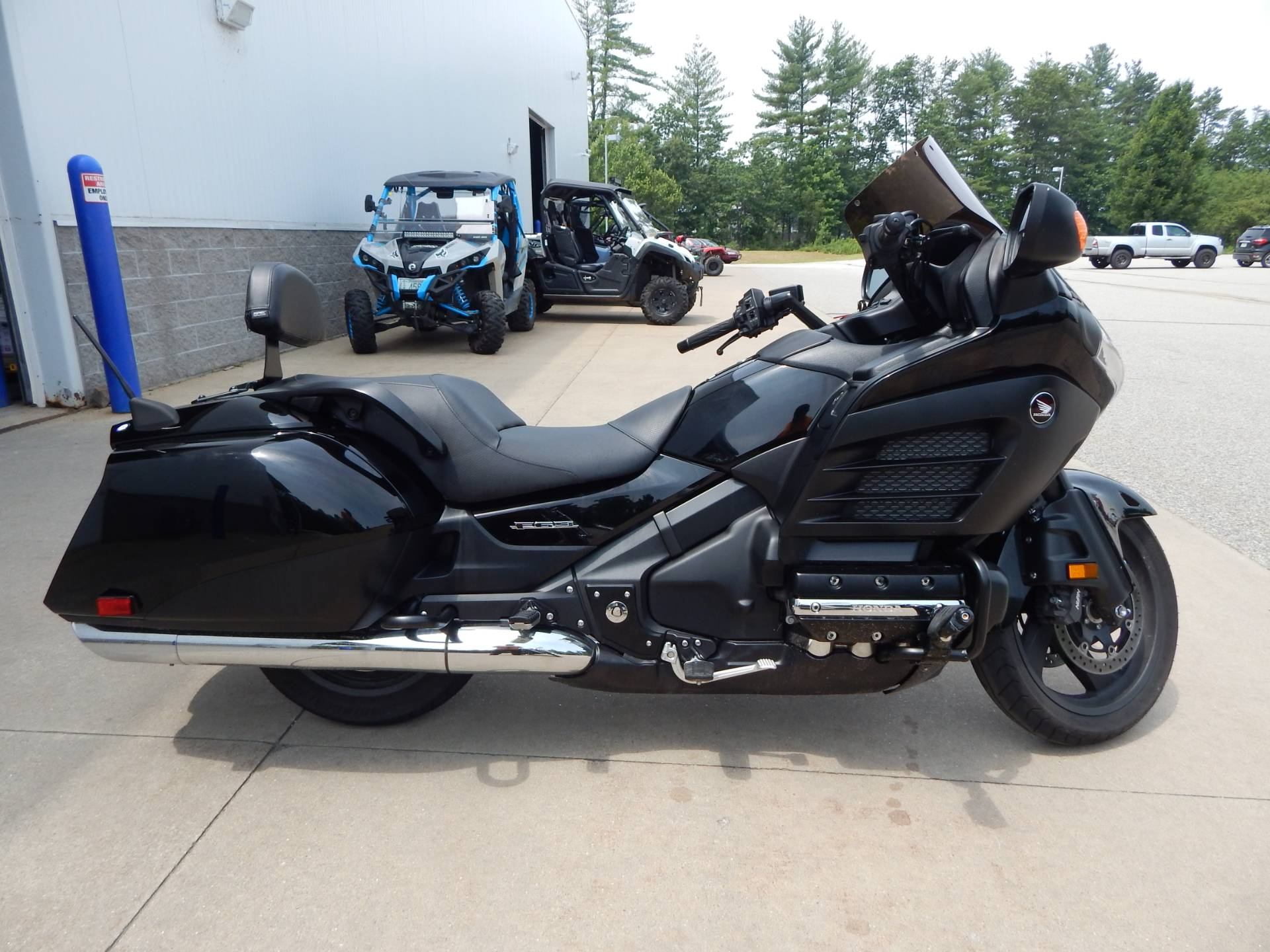 2013 Honda Gold Wing® F6B in Concord, New Hampshire - Photo 2