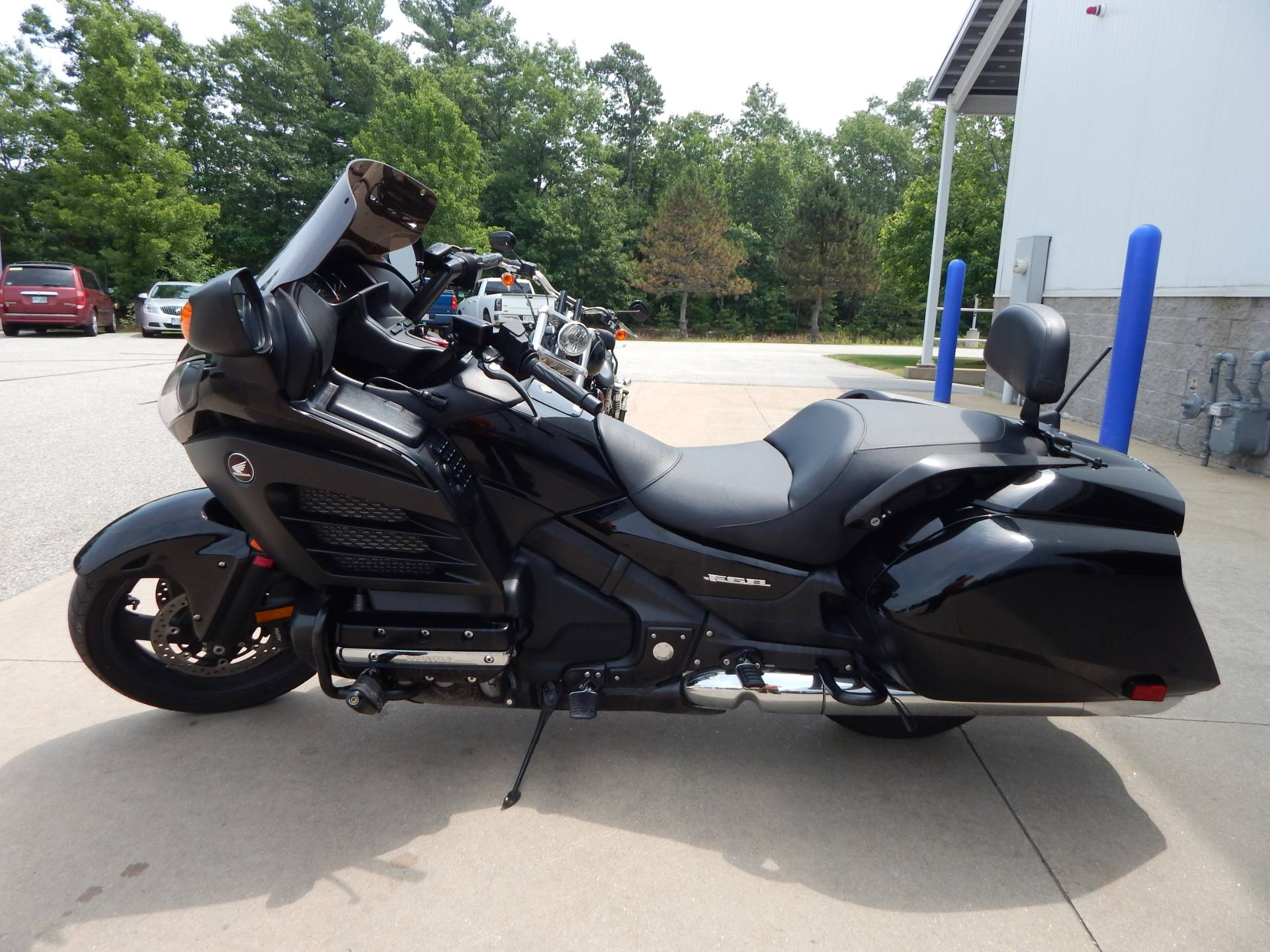 2013 Honda Gold Wing® F6B in Concord, New Hampshire - Photo 5