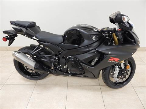 2016 Suzuki GSX-R750 in Concord, New Hampshire