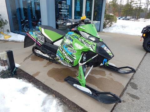 2016 Arctic Cat ZR 6000 SX Sno Pro 129 in Concord, New Hampshire