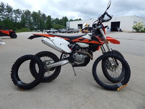 2018 KTM 500 EXC-F in Concord, New Hampshire