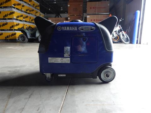 Yamaha EF3000iS Generator in Concord, New Hampshire - Photo 2