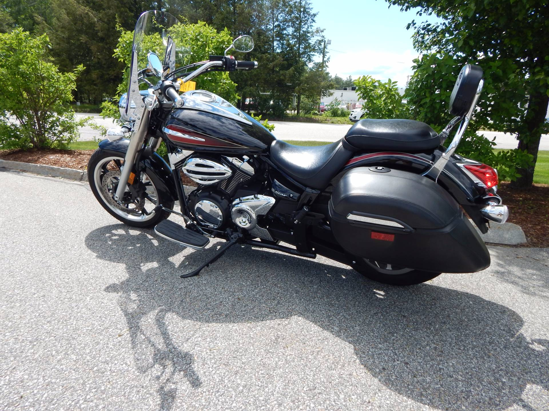 2014 Yamaha V Star 950 Tourer in Concord, New Hampshire
