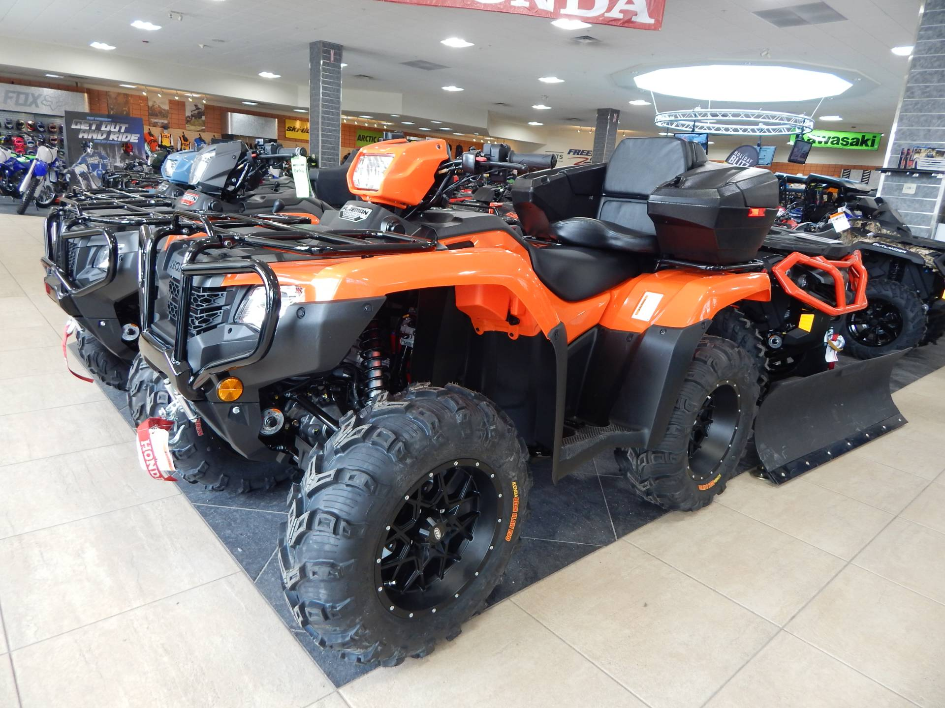 2019 Honda FourTrax Foreman 4x4 ES EPS in Concord, New Hampshire - Photo 1