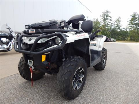 2015 Can-Am Outlander™ MAX XT™ 500 in Concord, New Hampshire