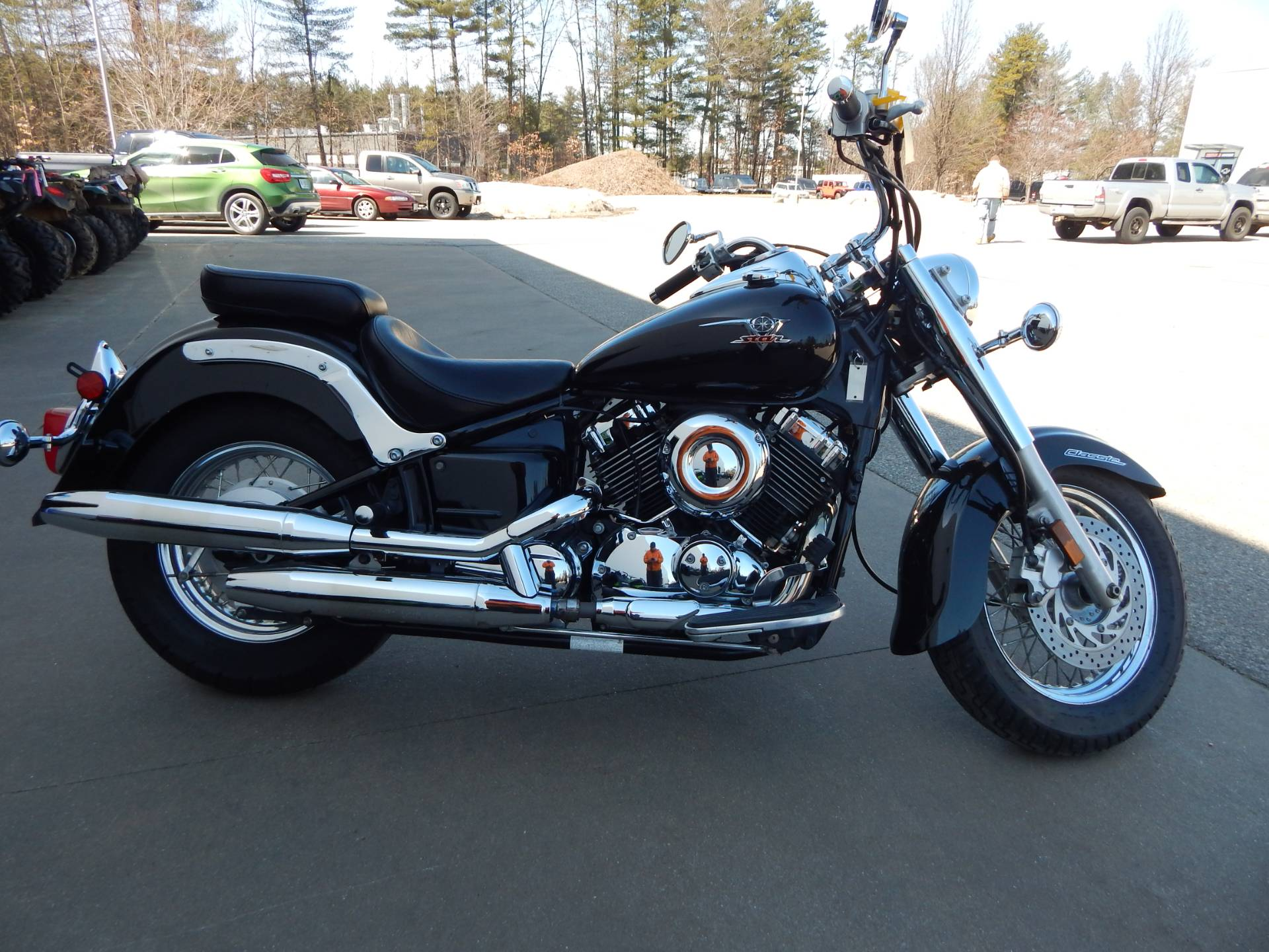 2008 Yamaha V Star 650 in Concord, New Hampshire - Photo 5