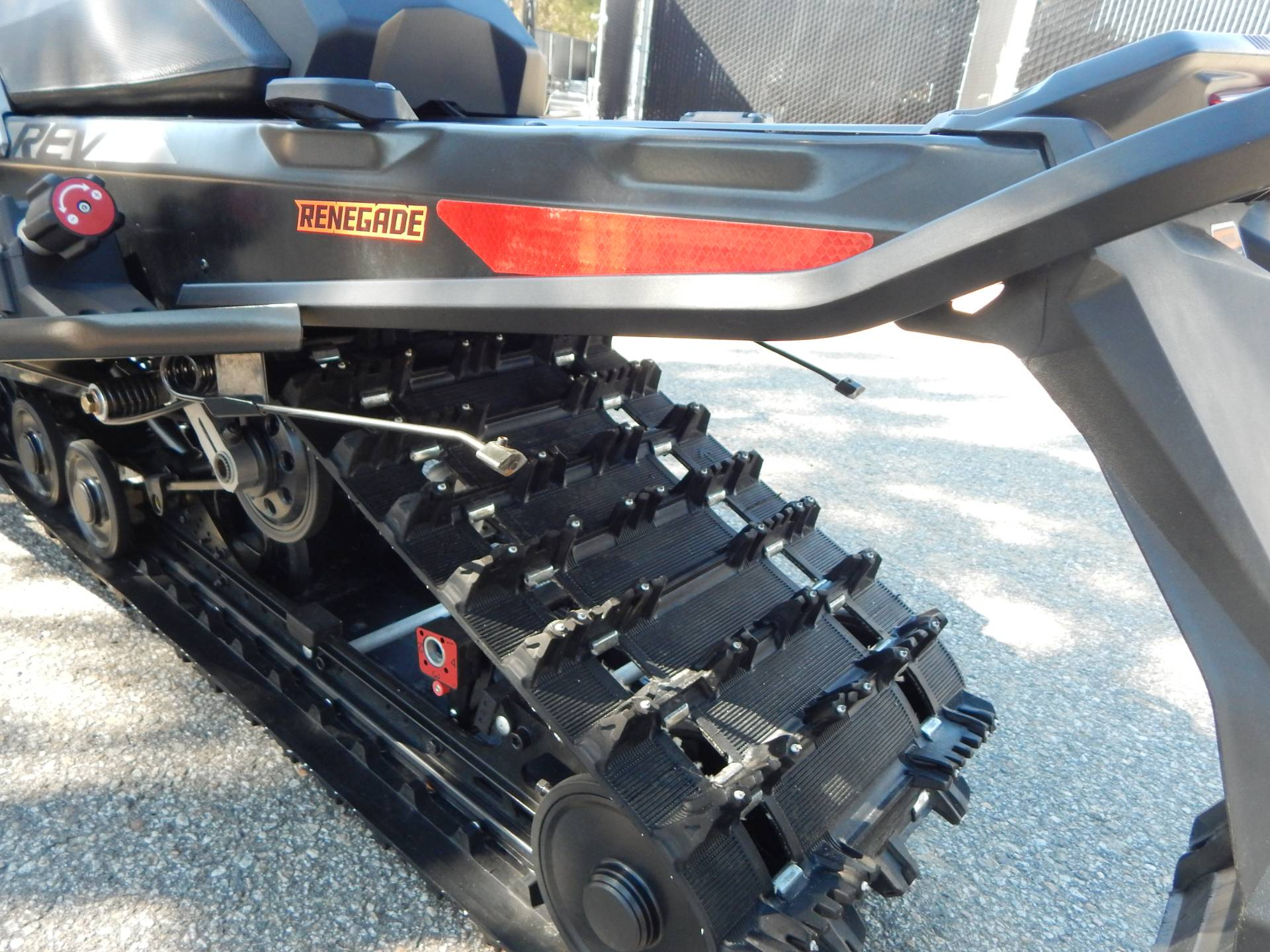 2020 Ski-Doo Renegade X-RS 850 E-Tec in Concord, New Hampshire - Photo 12