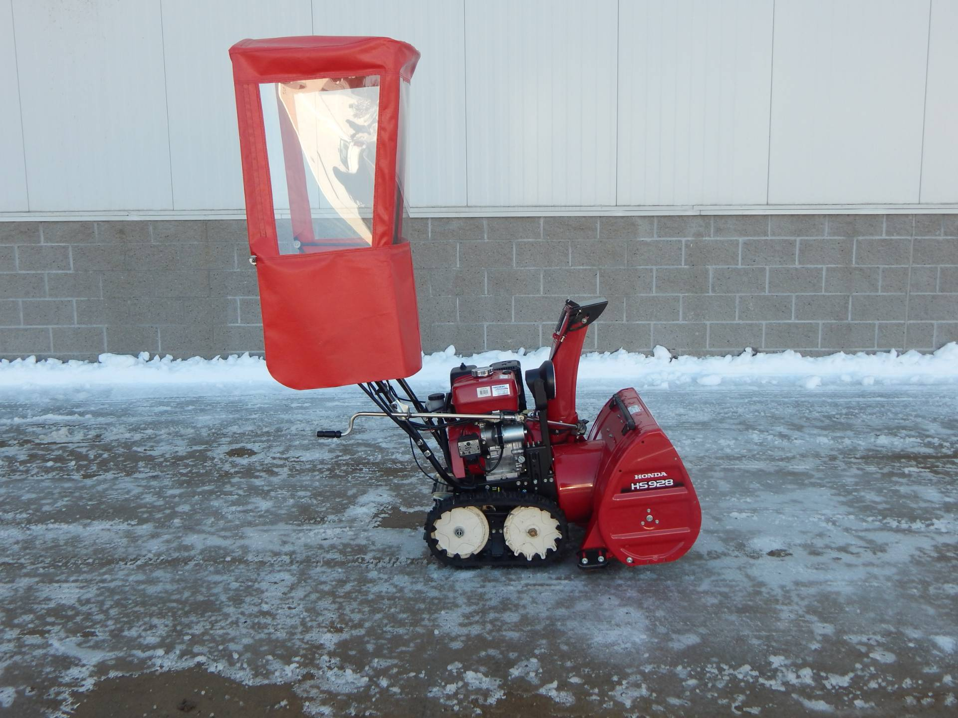 Honda Power Equipment HSS928ATD in Concord, New Hampshire - Photo 1
