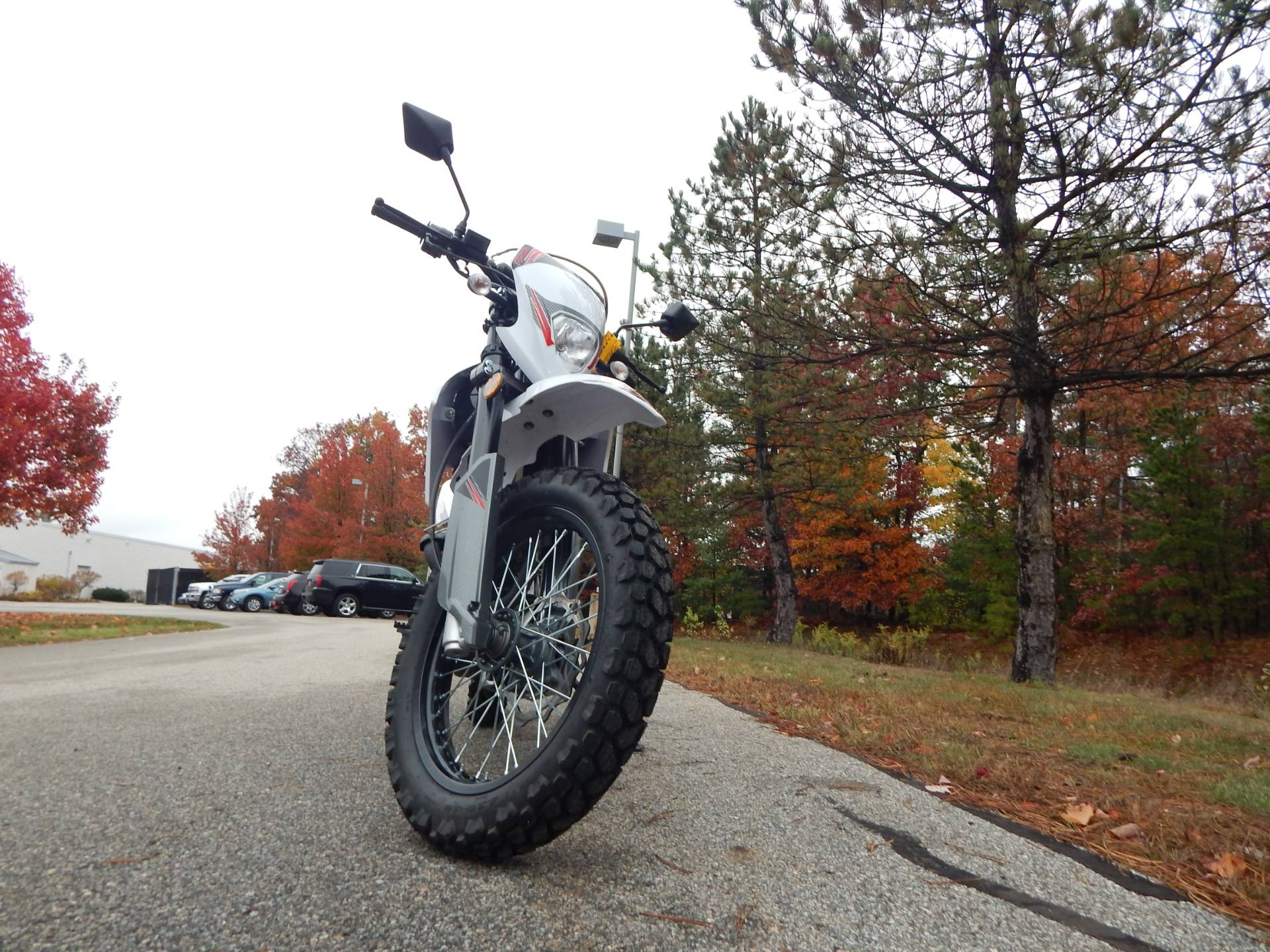 2020 SSR Motorsports XF250 Dual Sport in Concord, New Hampshire - Photo 5