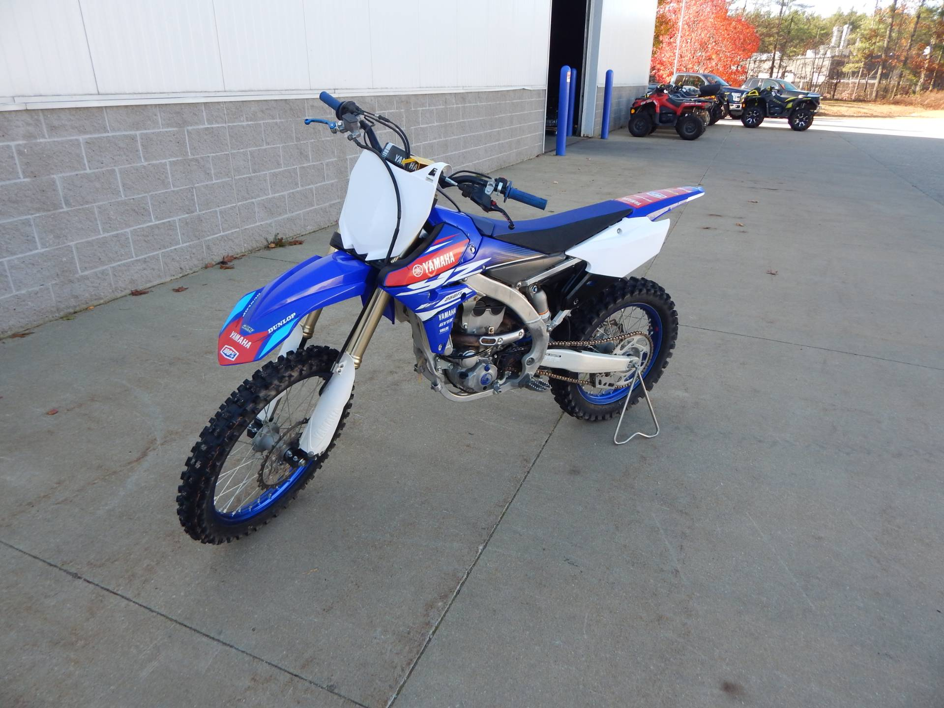 2018 Yamaha YZ250FX in Concord, New Hampshire - Photo 1