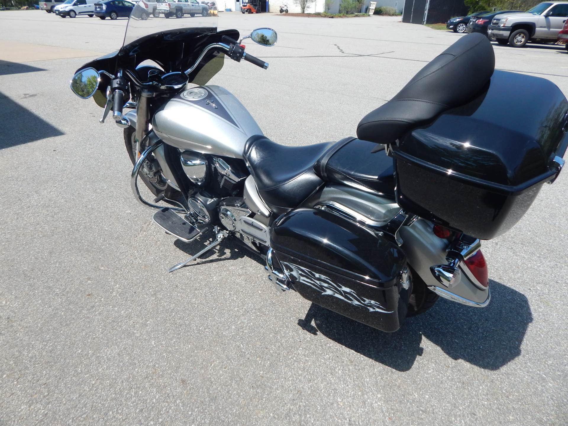2007 Yamaha V Star® 1300 Tourer in Concord, New Hampshire