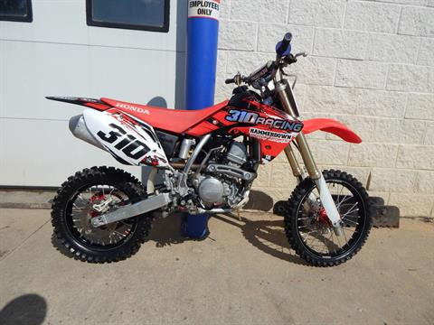 2017 Honda CRF150R Expert in Concord, New Hampshire