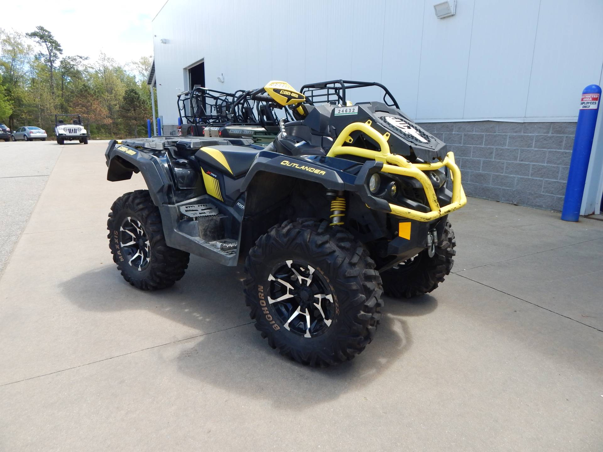 2018 Can-Am Outlander X mr 1000R in Concord, New Hampshire - Photo 1