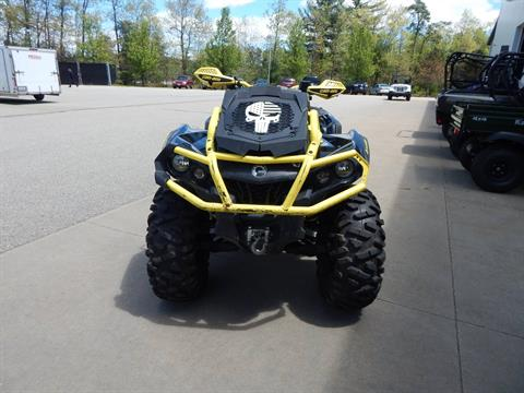 2018 Can-Am Outlander X mr 1000R in Concord, New Hampshire - Photo 8