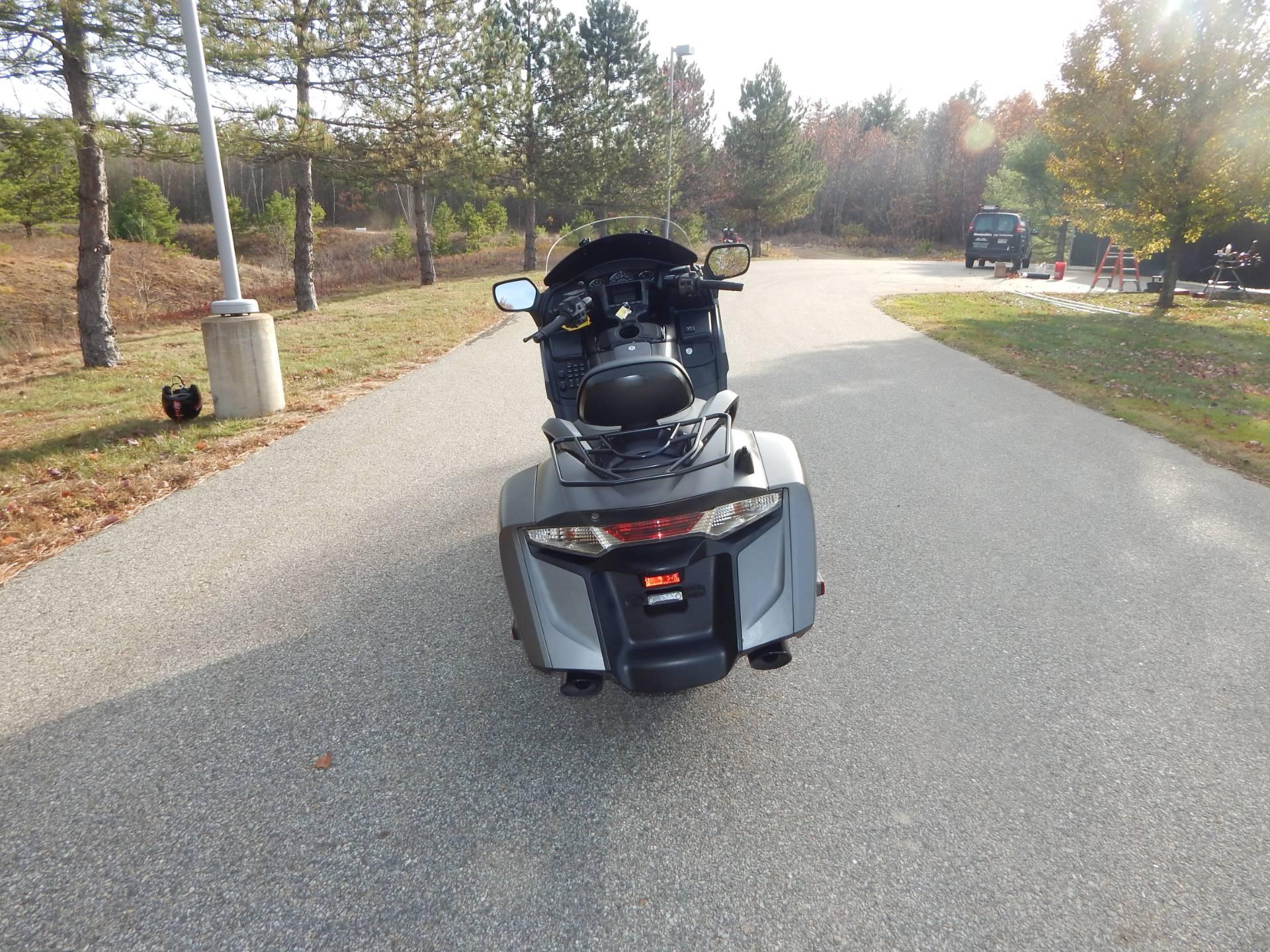 2015 Honda Gold Wing F6B® Deluxe in Concord, New Hampshire - Photo 9
