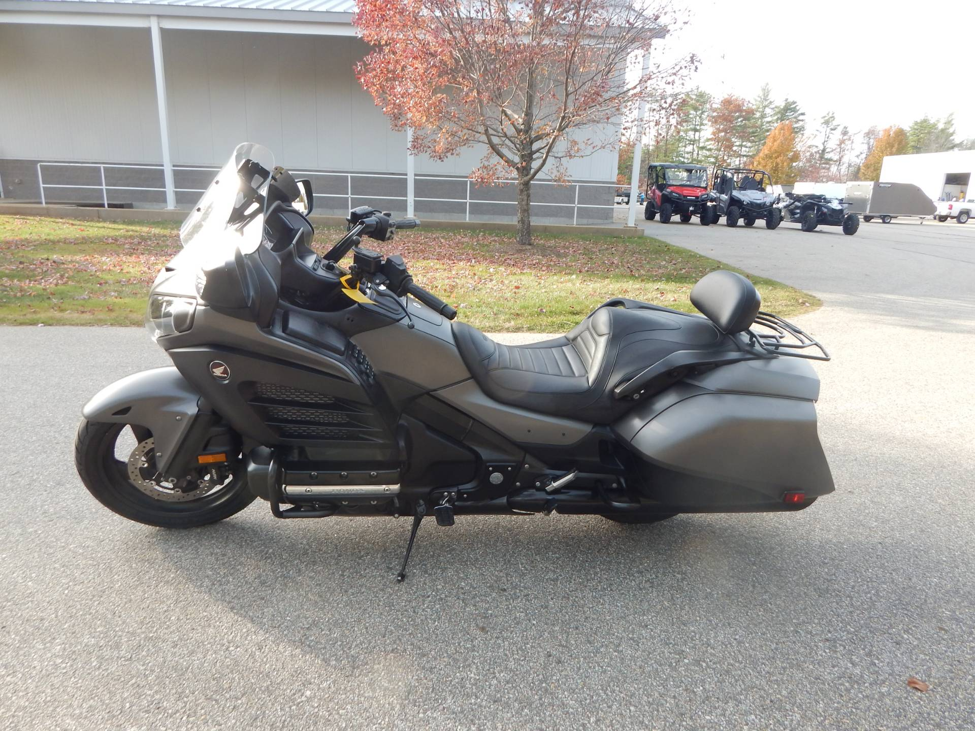 2015 Honda Gold Wing F6B® Deluxe in Concord, New Hampshire - Photo 3