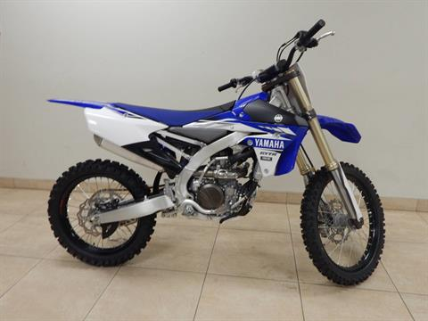 2017 Yamaha YZ250F in Concord, New Hampshire