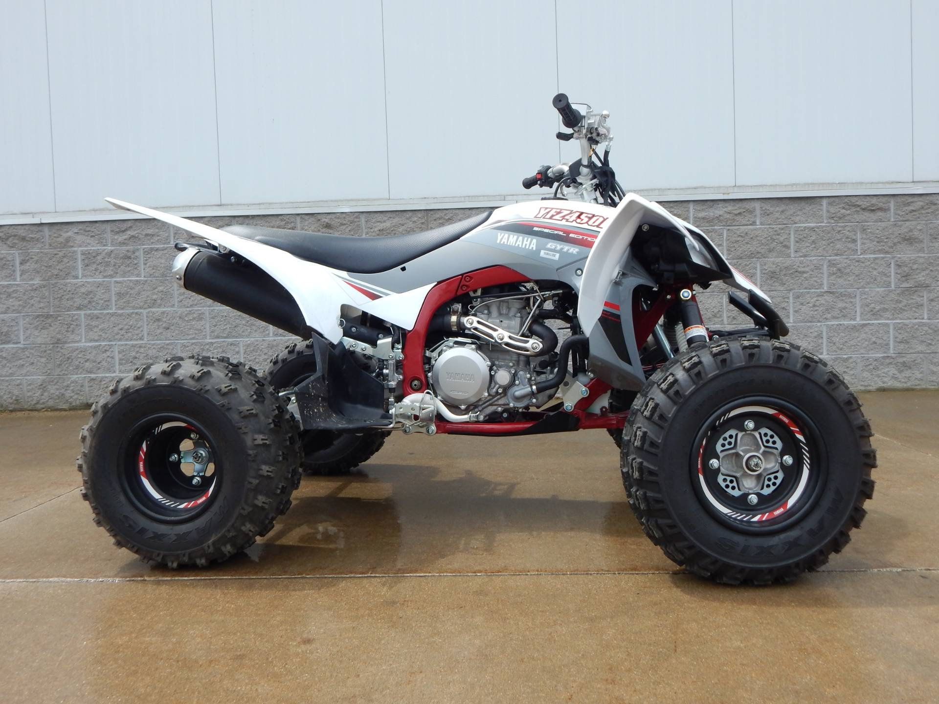 2018 Yamaha YFZ450R SE in Concord, New Hampshire
