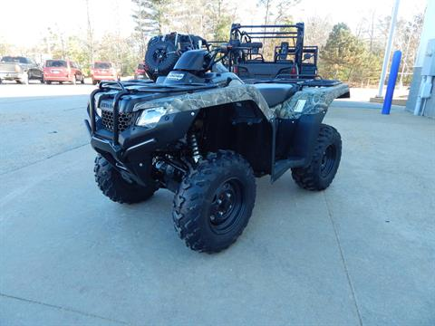 2018 Honda FourTrax Rancher 4x4 DCT IRS EPS in Concord, New Hampshire