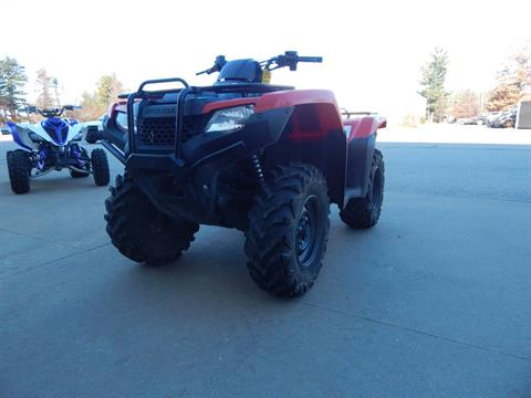 2017 Honda FourTrax Rancher 4x4 ES in Concord, New Hampshire