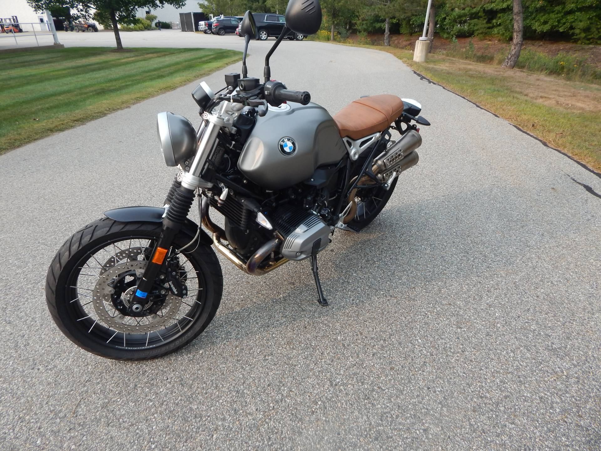 2017 BMW R nineT in Concord, New Hampshire - Photo 4