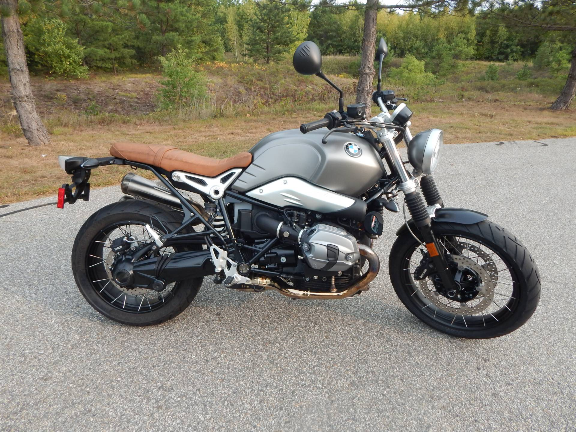 2017 BMW R nineT in Concord, New Hampshire - Photo 1