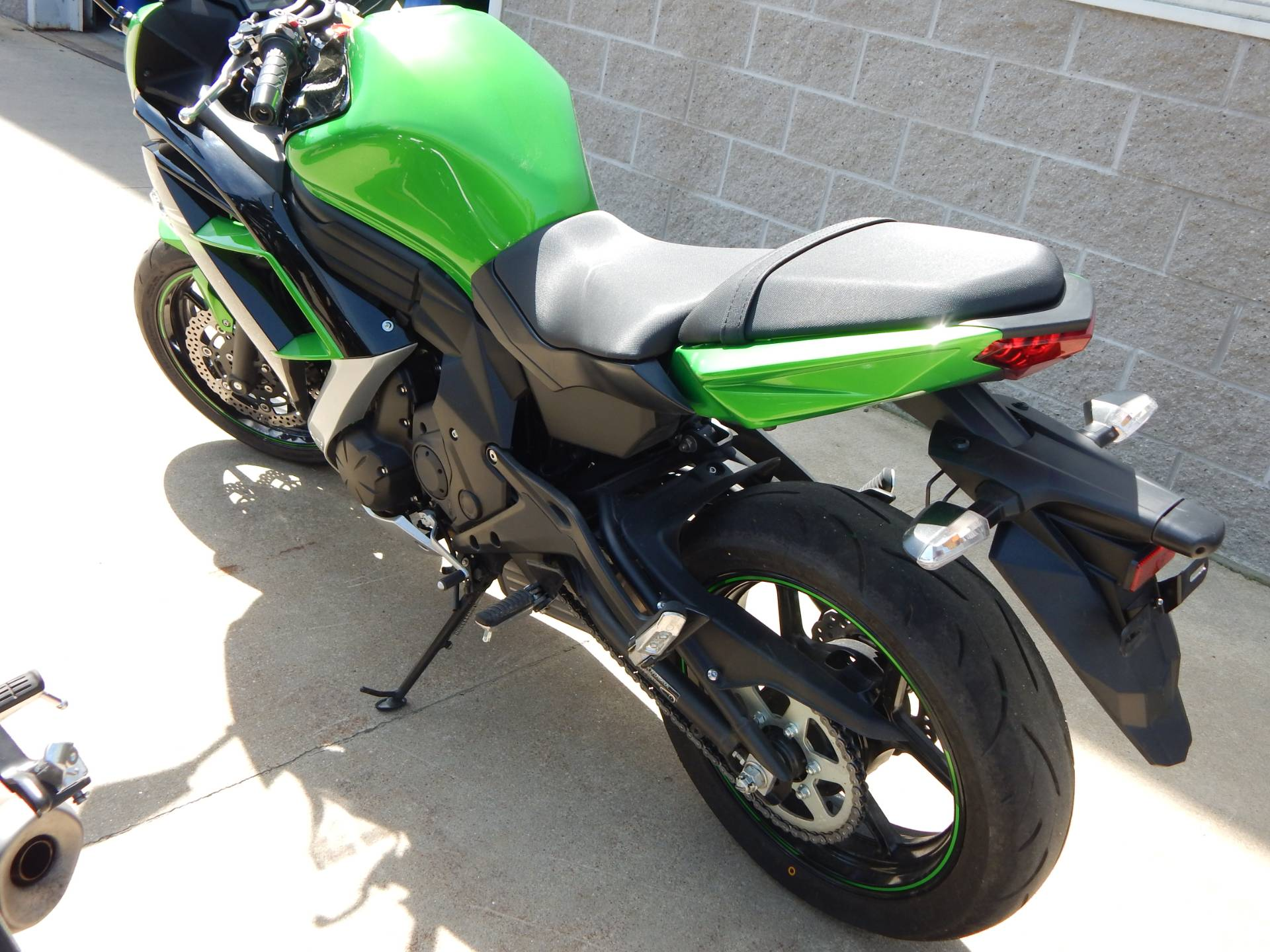 2016 Kawasaki Ninja 650 in Concord, New Hampshire - Photo 4