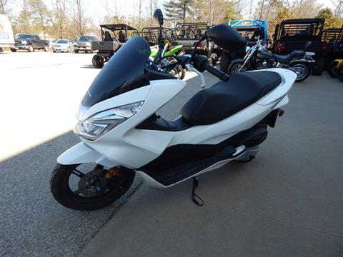 2017 Honda PCX150 in Concord, New Hampshire