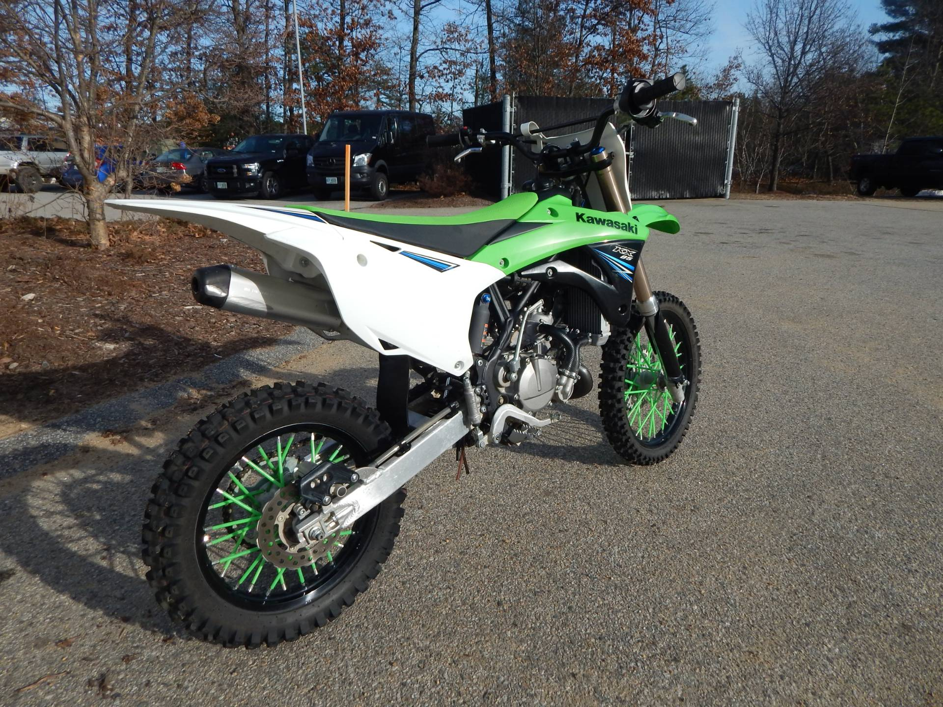 2014 Kawasaki KX™85 in Concord, New Hampshire